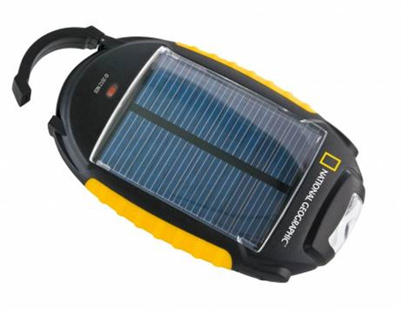 Bresser National Geographic Solar PowerCharger4in1