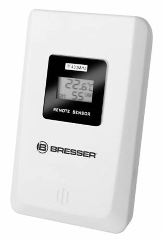 Bresser TemeoTrend WF Weather Station-white