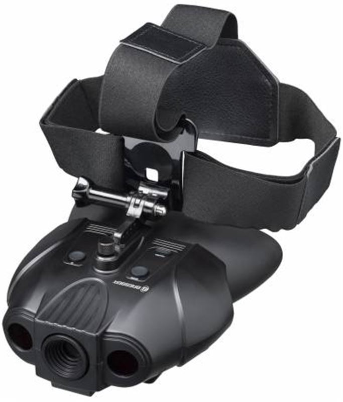 Bresser 1-2x Digital Night Vision Binoculars w/hea